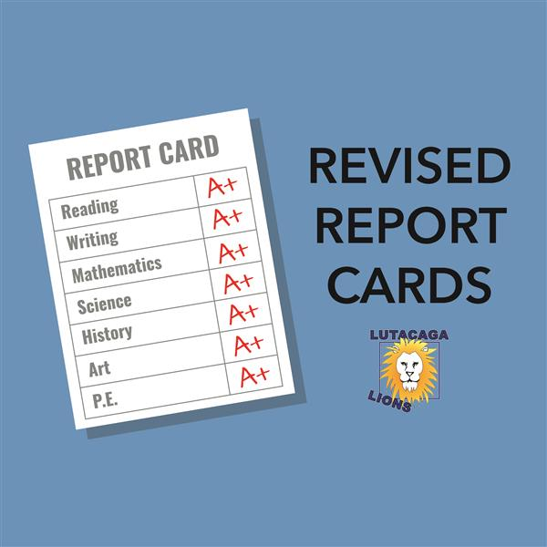 Revised Report Cards
