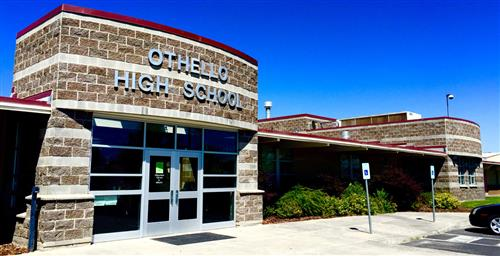 Othello High School front