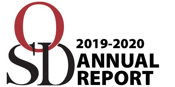 OSD Annual Report