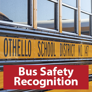 Othello School Bus Picture