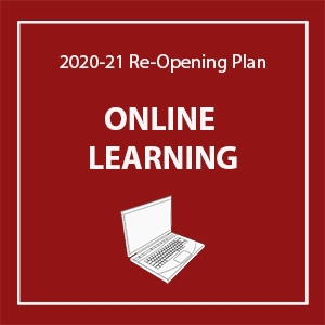 Online learning graphic