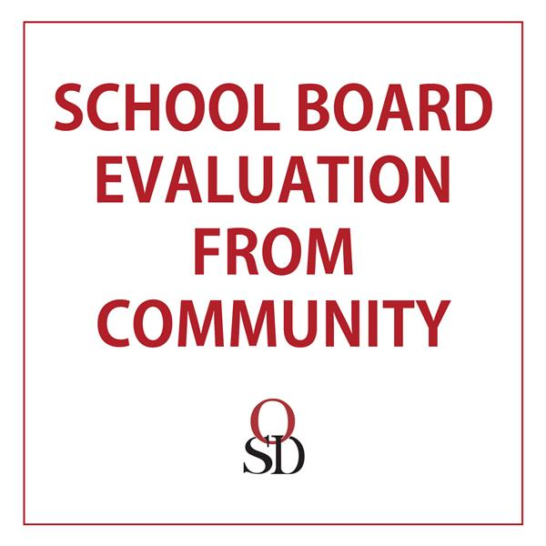 School Board Evaluation from Community