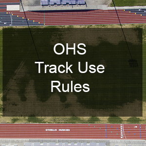 OHS Track Use Rules
